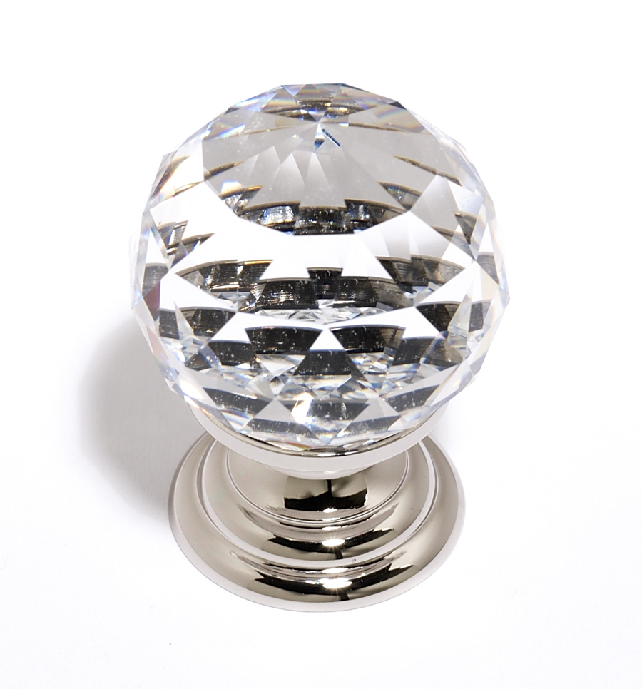 Crystal Knob C210 Quot Creations Quot By Alno Inc