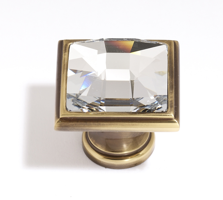Crystal Knob C212 Quot Creations Quot By Alno Inc