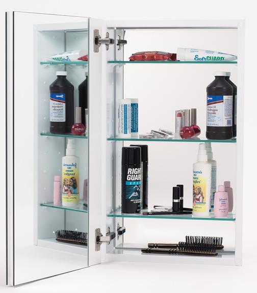 Mirror Cabinet Mc11244 W